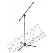 Microfoon op statief