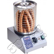 Hot-dog display verwarmer