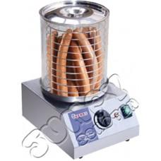Hot-dog display verwarmer