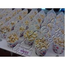 Popcorn zakjes houder klein