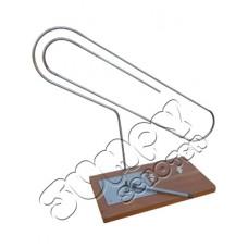Bibberspiraal Paperclip