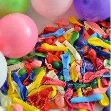 Ballonnen klein model / 100